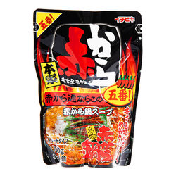 15715  ichibiki akakara spicy nabe hot pot soup stock   hot