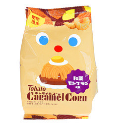 15709  tohato caramel corn mont blanc flavoured snacks