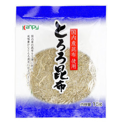 15704  kato sangyo kanpy tororo shaved dried kombu kelp