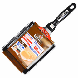 15706  bellfina tamagoyaki non stick square omelette pan   induction hob suitable   packaged