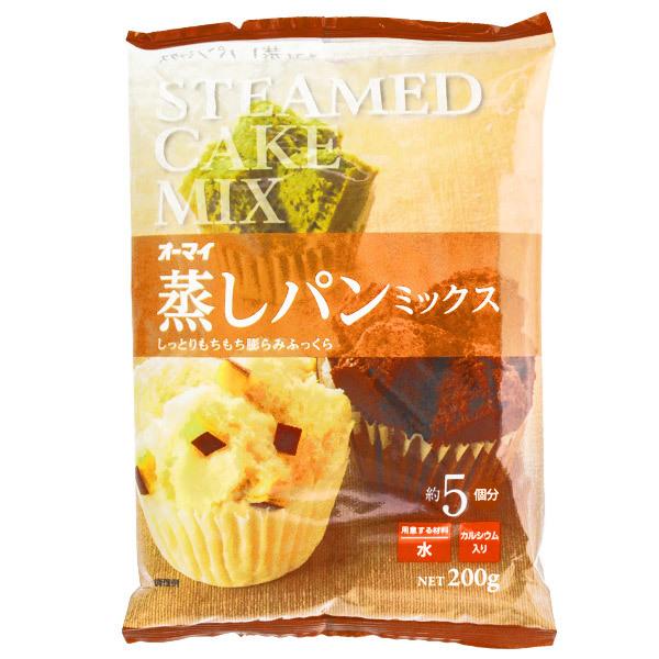 15695  nippn ohmai mushipan steamed cake mix