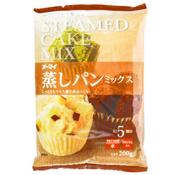 15695  nippn ohmai mushipan steamed cake mix