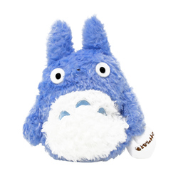 15701  sun arrow totoro soft toy   light blue  small