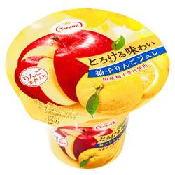 15796  tarami yuzu citrus and apple flavoured fruit jelly