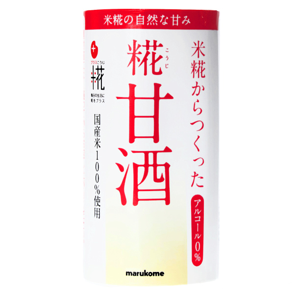 15807  marukome koji amazake sweet rice drink