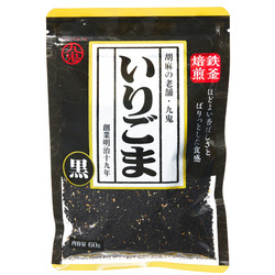 15824  kuki roasted black sesame seeds