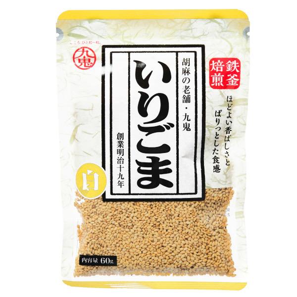 15825  kuki roasted white sesame seeds