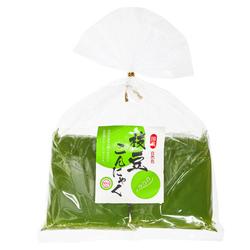 15827  tsutomu foods edamame soybean flavoured konnyaku yam cake