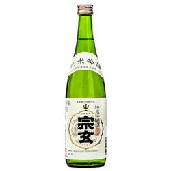 15779  sogen shuzo sogen junmai ginjo sake