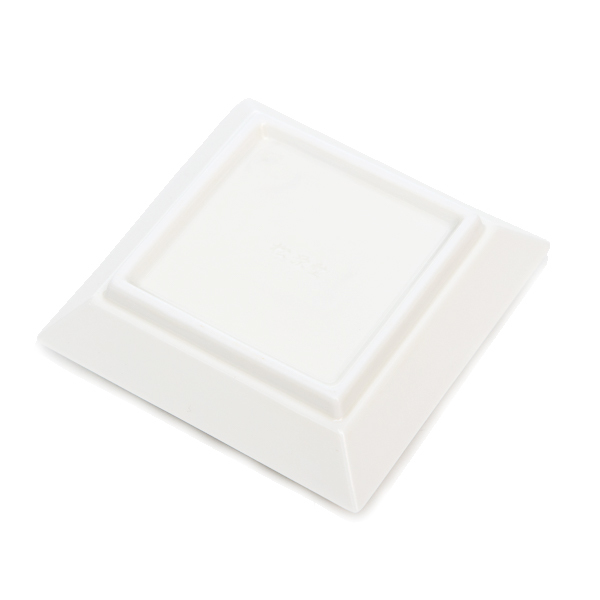 15771  shoyeido incense tray   white   bottom