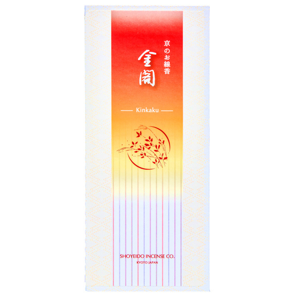 15769  shoyeido traditional japanese incense   kinkaku golden pavilion