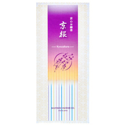 15768  shoyeido traditional japanese incense   kyozakura kyoto cherry blossoms