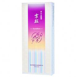 15768  shoyeido traditional japanese incense   kyozakura kyoto cherry blossoms   angled