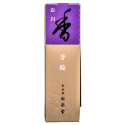 15767  shoyeido horin shirakawa incense