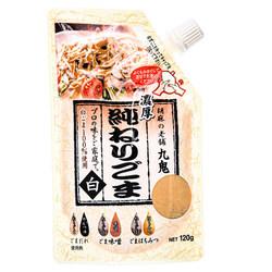 15744  kuki pure white sesame paste