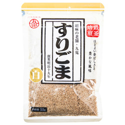 15741  kuki ground white sesame seeds
