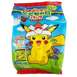 15965 tohato pokemon chocolate corn snacks children's day