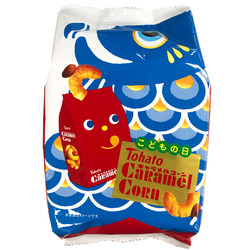 13892 tohato caramel corn snacks   children's day