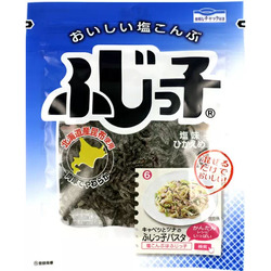 Fujicco shredded dark salted kombu seaweed
