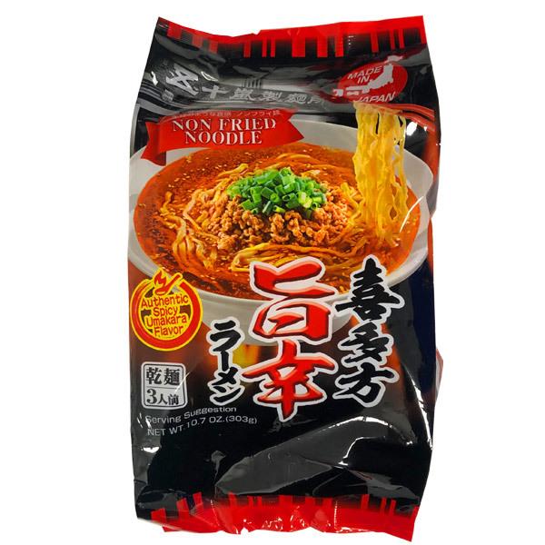 15981 igarashi seimen kitakita umakara spicy ramen noodles