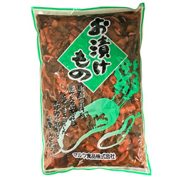 15987 marutsu foods mixed pickled vegetables   catering size