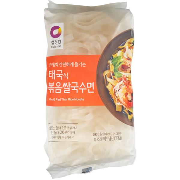 16007 daesang pho and pad thai rice noodles