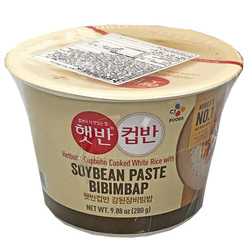 16010 cj hetbahn cupbahn instant soy bean paste rice pot