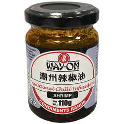 16031 way on traditional chilli shrimp oil