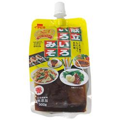 16005 ichibiki seasoned dengaku red miso sauce