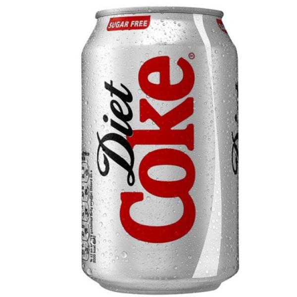 16046 diet coca cola soft drink