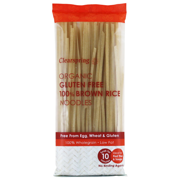 Clearspring brown rice nood