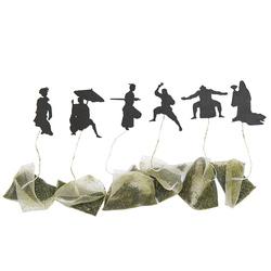 Samurai teabags 2