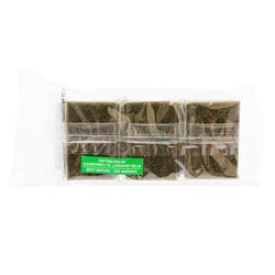 Mugwort brown rice mochi 2