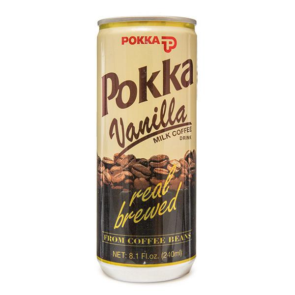 Pokka vanilla coffee