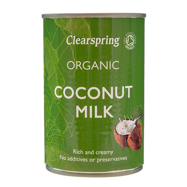Clearspring coconut milk