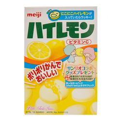 Meiji hai lemon