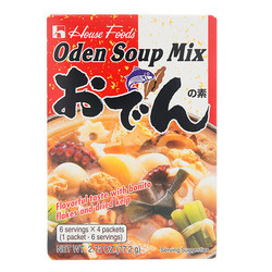 House oden soup mix