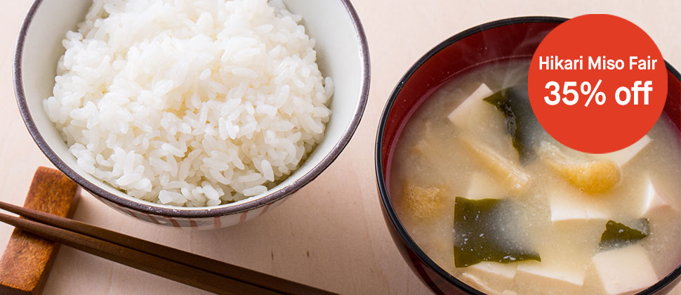 Hikari Miso Fair Instant Soup Savings