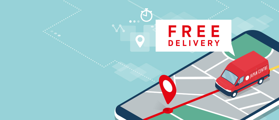 Free UK Delivery On Orders £40+