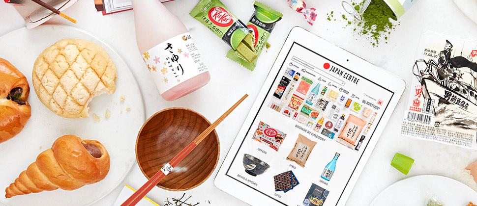 Shop Japanese Goods Online