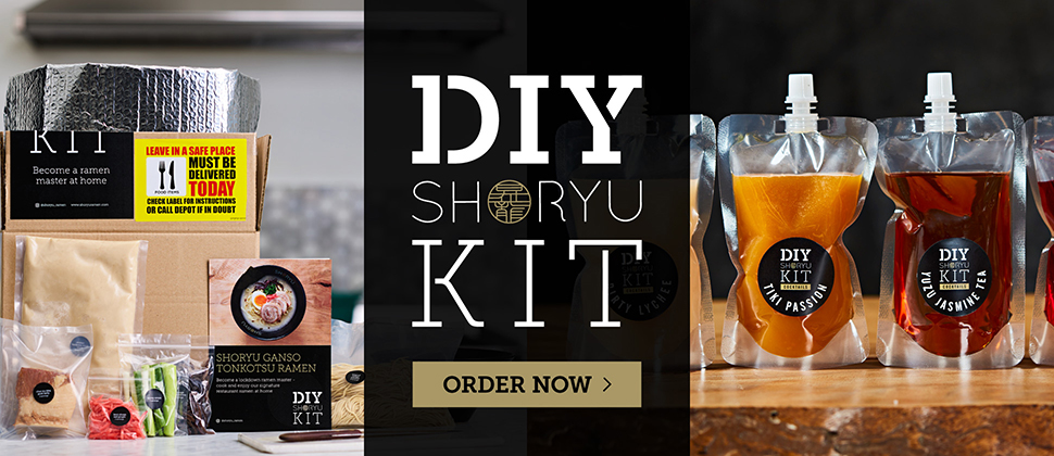 DIY Shoryu Kits