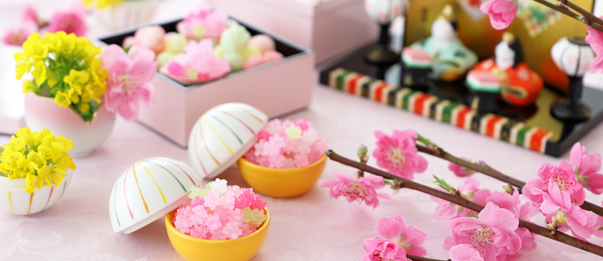 Hina Matsuri  Sweet & Sushi Offers