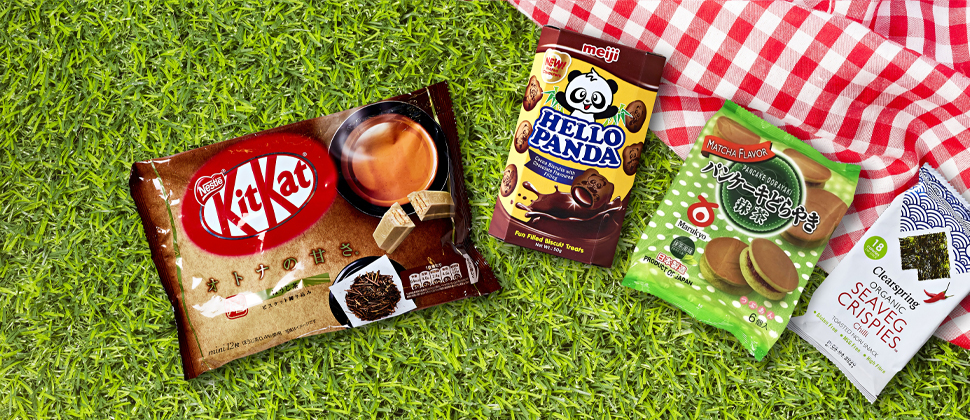 Save 15% Off Tasty Picnic Pickings