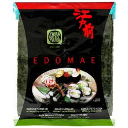Japanese nori seaweed