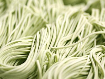 Matcha noodle