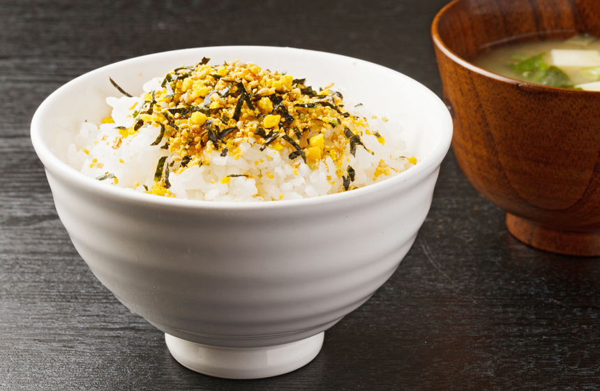 Rice furikake