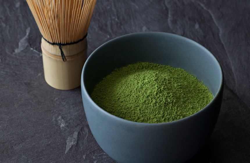 Matcha powder 860 560