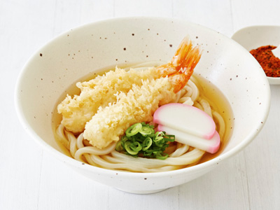 Hot udon