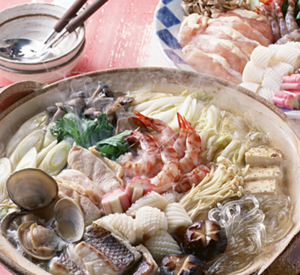 Chanko Nabe Hot Pot