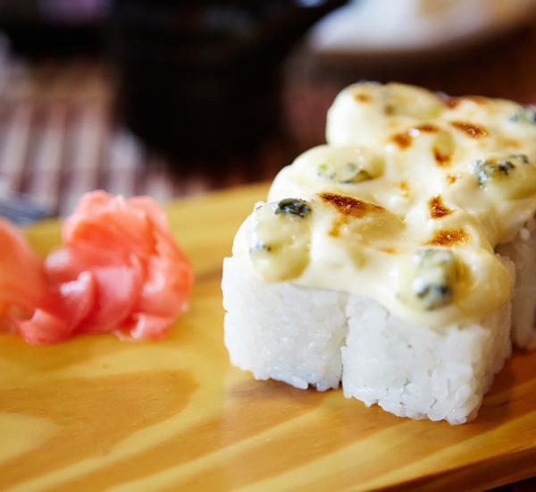 Sushi estivo